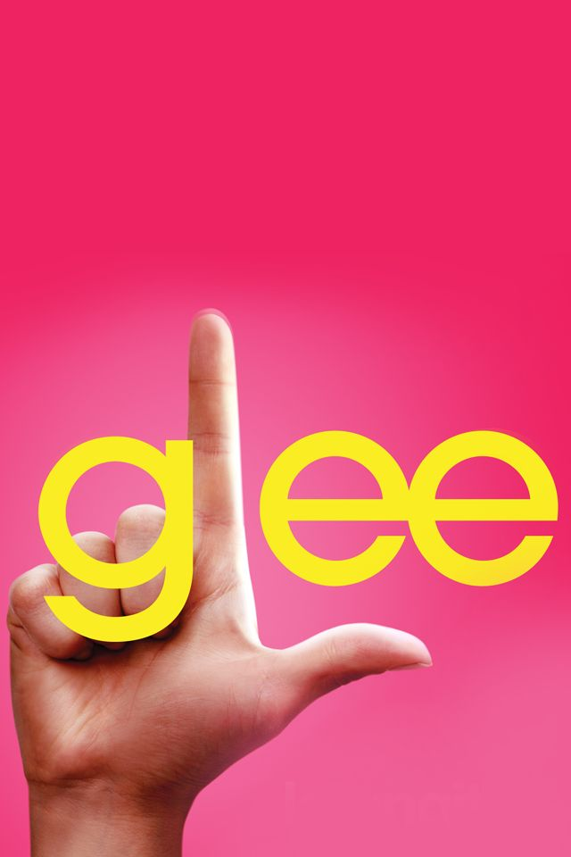 Glee Pink Cover Android Wallpaper