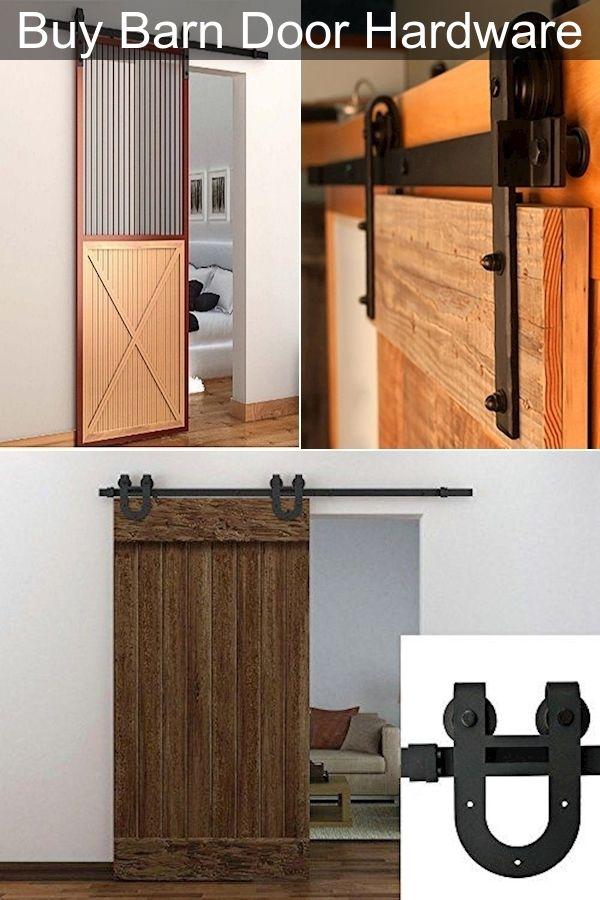 Exterior Sliding Barn Door Kit Rolling Door Track Top Mount