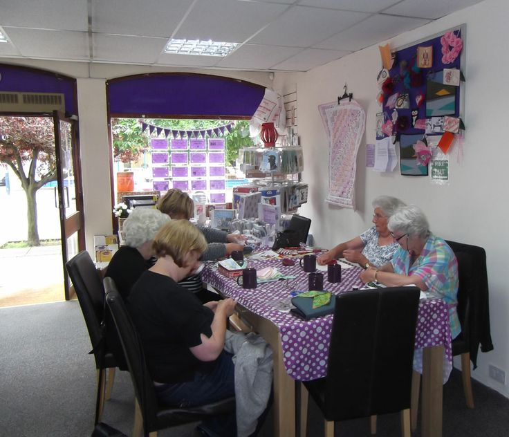 Friday Afternoon Quilting Group