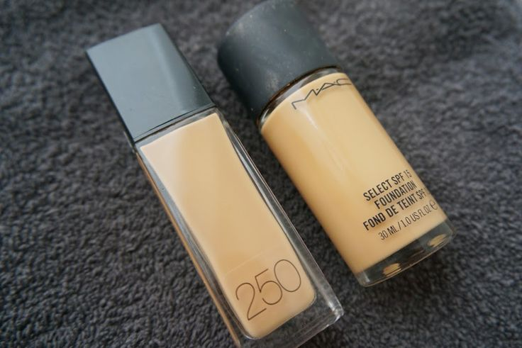Favoriete drugstore foundation – Maybelline Fit me- dupe for Mac nc40