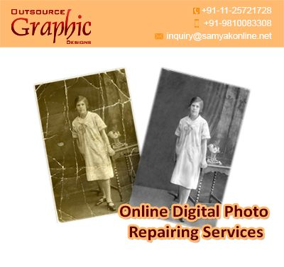 Get Online Digital Photo Repairing Services in the reasonable prices. Our experts are at Outsource Graphic Designs to help you for innovative & professional photo repairing services . Call us now for best prices.