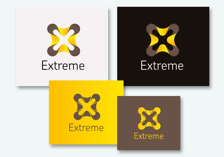 Логотип Extreme / Портфолио / Tenfly