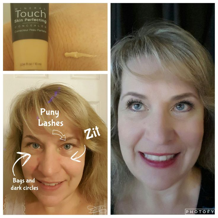 I just love Younique's Touch Mineral Skin Perfecting Concealer! I just use a small amount (not much bigger than a grain of rice), and it takes away my imperfections! It also conceals my hyperpigmentation <3