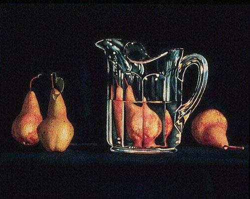 Janice Sayles - Winter Pears