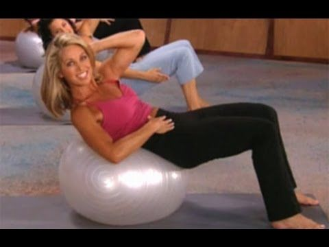 Denise Austin: Yoga Core Strength Workout is a flowing calorie-burning Yoga exercise that is designed build core strength, sculpt defined ab muscle, and leave you feeling refreshed and renewed. Release stress as you blast away belly fat and condition your midsection through a series of dynamic Yoga poses that employ a stability ball to maximize ...