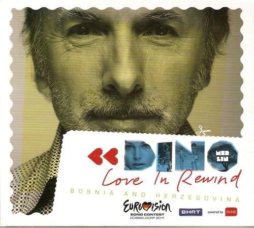 Suosikkini Dysselistä. Eurovision 2011: Bosnia Hercegovina - Dino Merlin - Love In Rewind
