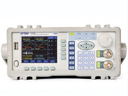 199.99$  Know more - http://ai31v.worlditems.win/all/product.php?id=32661214438 - 100% Brand New on sale ATTEN ATF20B DDS FUNCTION GENERATOR 20MHZ 100MSa/s 20MHz 110-220V