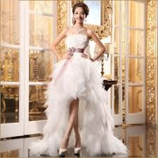 корейские свадебные платья с поясом