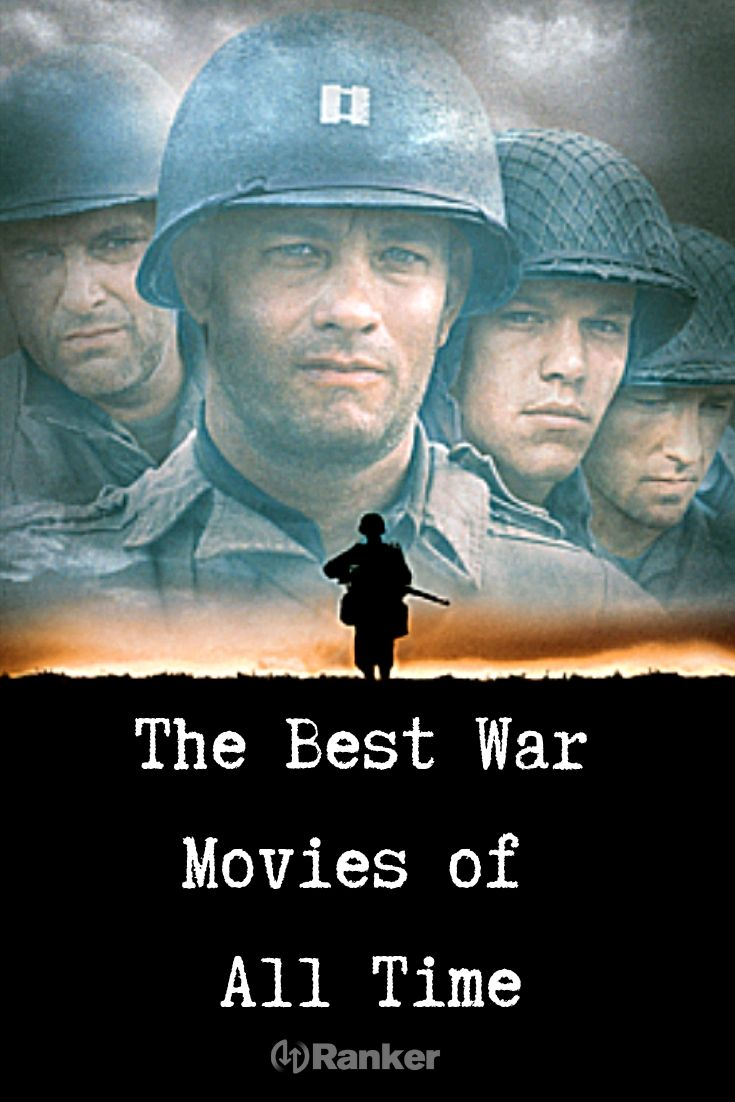The best war movies! Here is a ranked list of the greatest movies that are about…