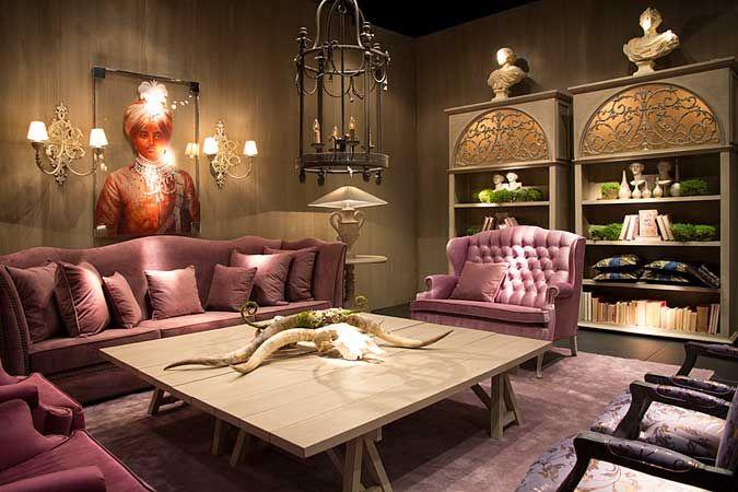 Alta decoraci n cl sico barroco moderno 4 dec - Muebles estilo barroco moderno ...