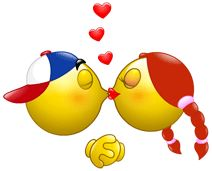 I Love You Emoticons | Facebook Emoticons Smileys, expressions, and more for social ...