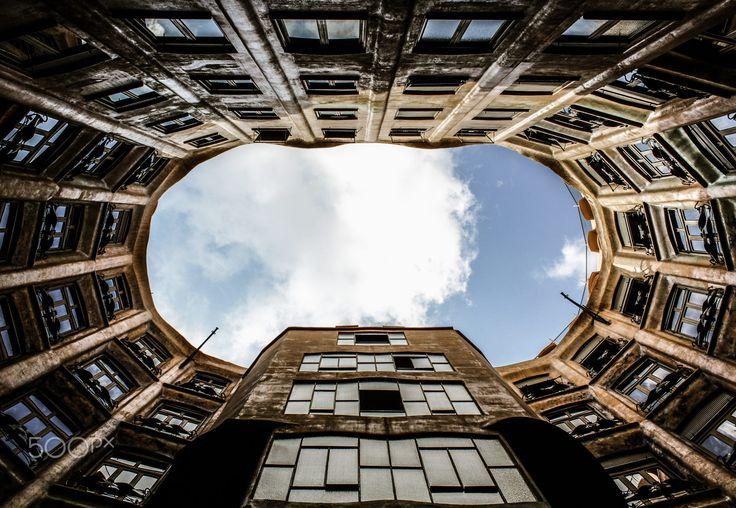 La Pedrera, Barcelona. By Eduardo Porath on 500px