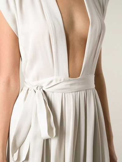 White Dress www.emfashionfiles.com