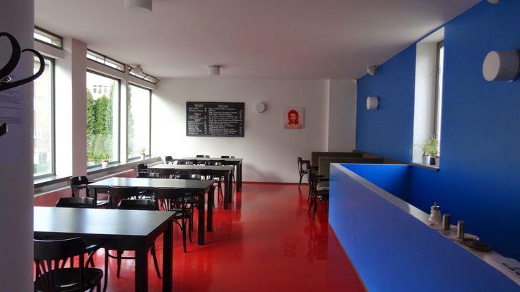 Funkcionalismus – kavárna Era