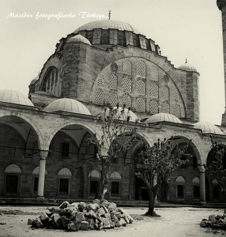1940..Mihrimah sultan camii