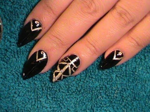 Acrylic Nails: Length Reducement *** Giveaway*** - YouTube