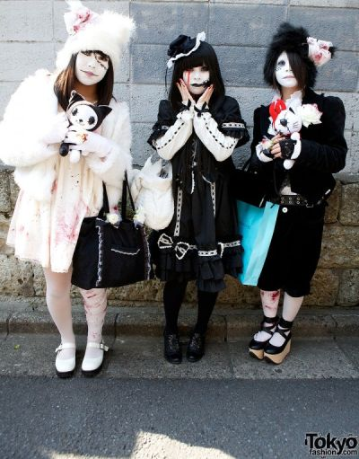 59 Best Japanese Fashion Tribes Images On Pinterest Indian Fashion Indie Fashion And Japanese