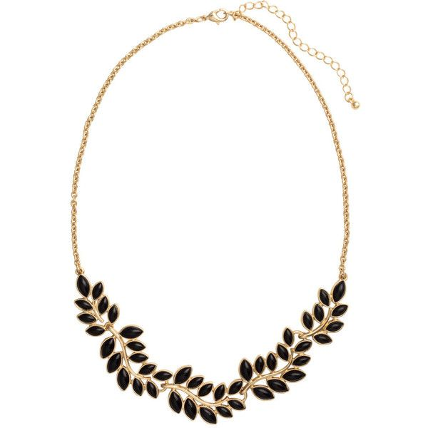 H&M Short necklace ($11) ❤ liked on Polyvore featuring jewelry, necklaces, beaded jewelry, plastic bead necklace, beading jewelry, beaded pendant necklace and bead necklace