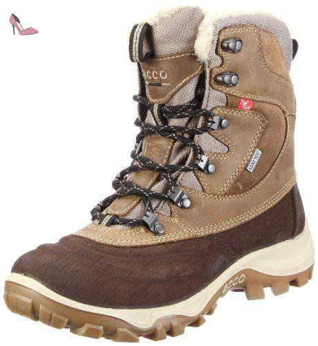 Ecco Exceed, Chaussures Multisport Outdoor Femme, Gris (TITANIUM02244), 39 EU