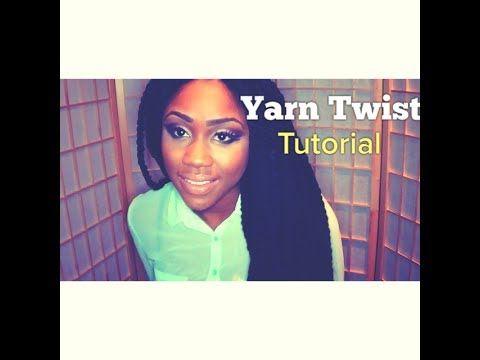 Yarn Twist | Tutorial