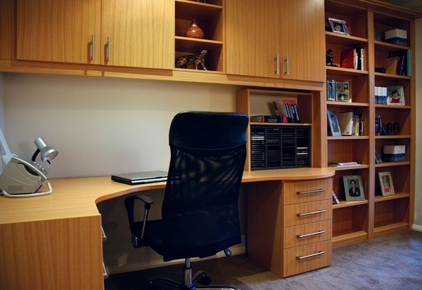 Executive Home Office by Alliance Robes. For a obligation free quote visit us at 55 Salvado Road Subiaco WA 6008