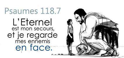 Psaume 118:7