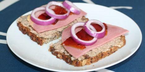 Klassisk smørrebrødsret.