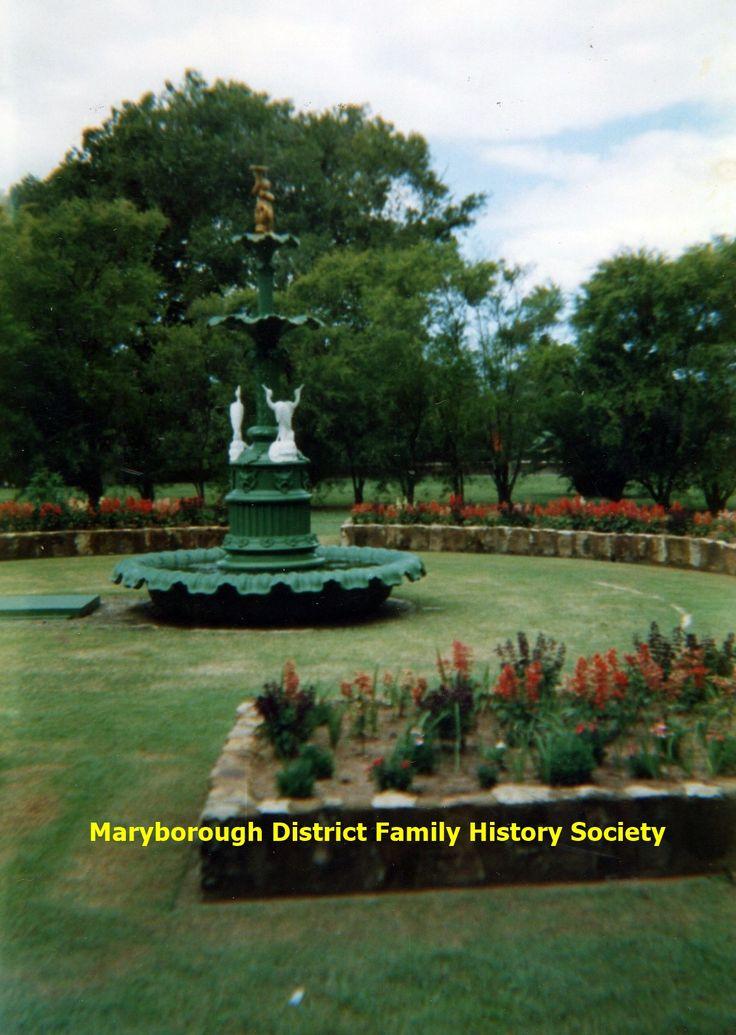 97 best Botanical Gardens (Queens Park) Maryborough images on Pinterest