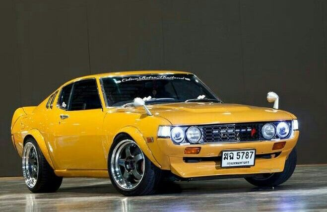 Pin By Romnick Sarmenta On Rides And Stuff Toyota Classic Cars Best Classic Cars