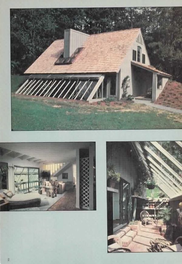 1000 ideas about passive solar on pinterest earthship for Small passive solar home plans