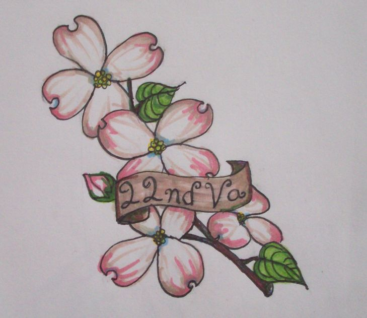 Flower Tree Tattoo: 17 Best Ideas About Dogwood Flower Tattoos On Pinterest