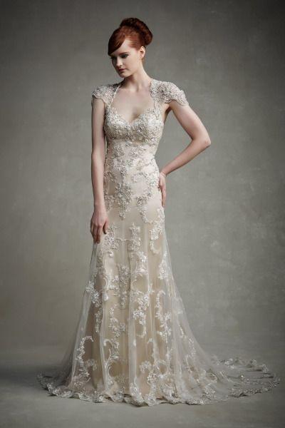 Свадебные платья - тенденции 2015 - BrideTips | bridetips.ru