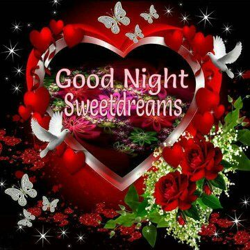 Love Heart Good Night Wallpaper : 17 Best images about Goodnight on Pinterest
