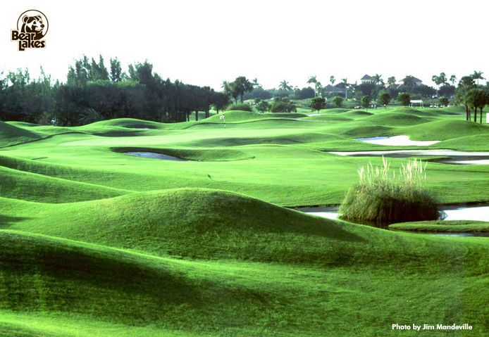 Bear Lakes Country Club - Links Course #jacknicklaus #golf