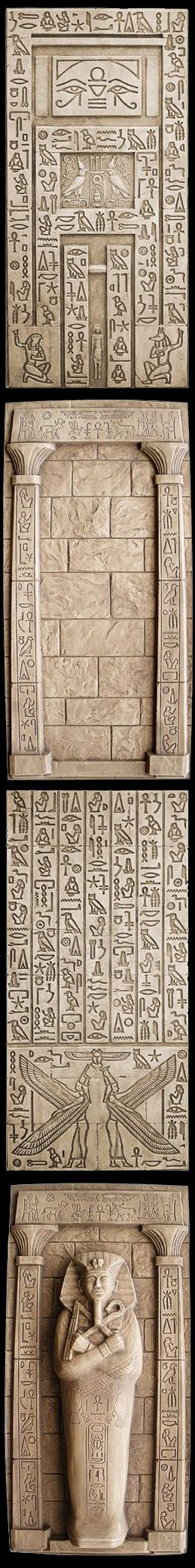 25 best ideas about egyptian decorations on pinterest for Ancient egyptian tomb decoration