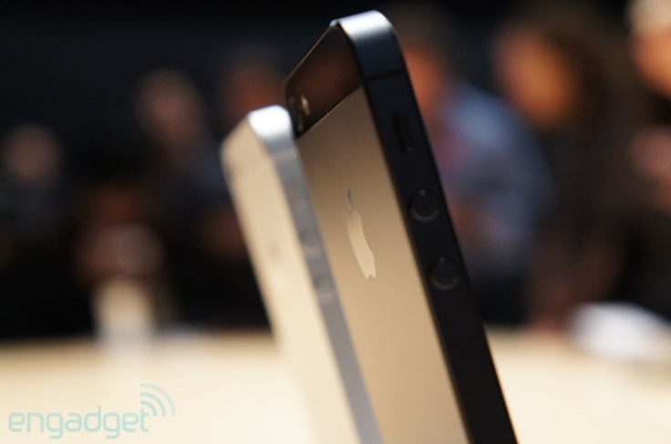 iPhone 5 hands-on gallery! - Engadget Galleries