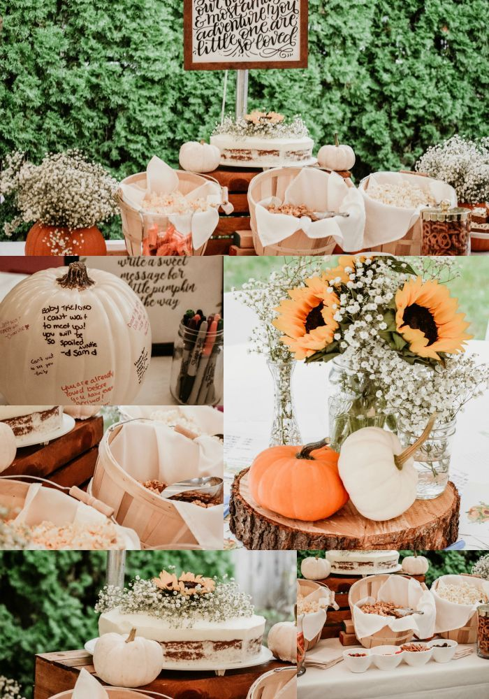 Fall Themed Baby Shower Free Printable Fall Baby Shower Themes