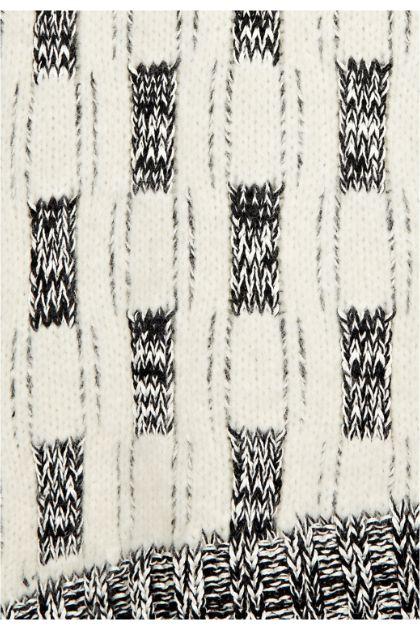 Intarsia Knit - Nicole Farhi
