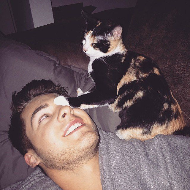 Pretty Little Liars + Teen Wolf Star Cody Christian's Hottest Pictures | POPSUGAR Celebrity