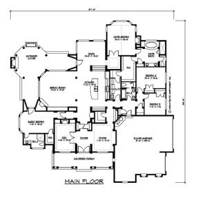 Rambler House furthermore Flooplans moreover 2500 Sq 4 Bedroom House Plans moreover View homeplan besides 1960s House Decor. on 4 bedroom rambler house plans