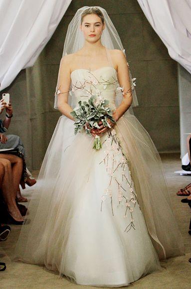 Carolina Herrera: Photos Galleries, New Wedding, Wedding Dressses, Wedding Dresses, Dresses Collection, Carolina Herrera, Wedding Gowns, Tulle Gowns, Beautiful Gowns
