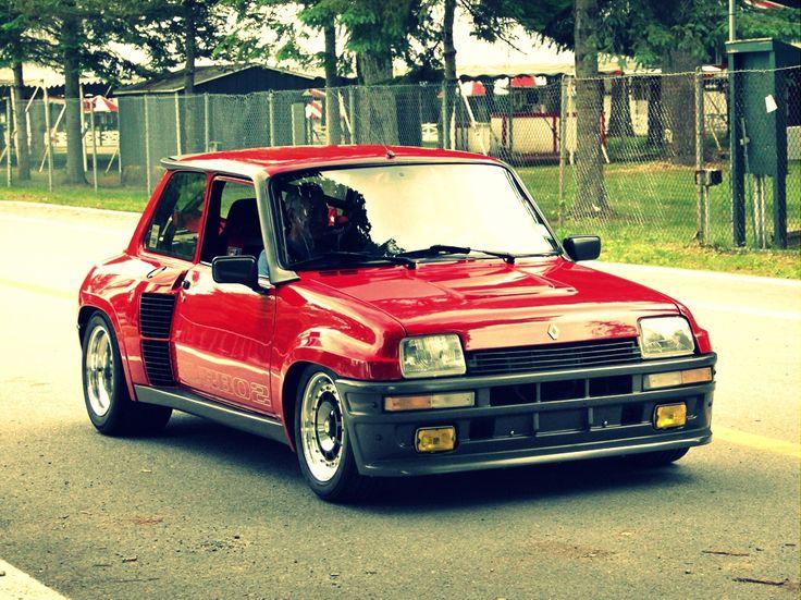 1983 Renault 5 Turbo! ✏✏✏✏✏✏✏✏✏✏✏✏✏✏✏✏ IDEE CADEAU / CUTE GIFT IDEA ☞ http://gabyfeeriefr.tumblr.com/archive ✏✏✏✏✏✏✏✏✏✏✏✏✏✏✏✏