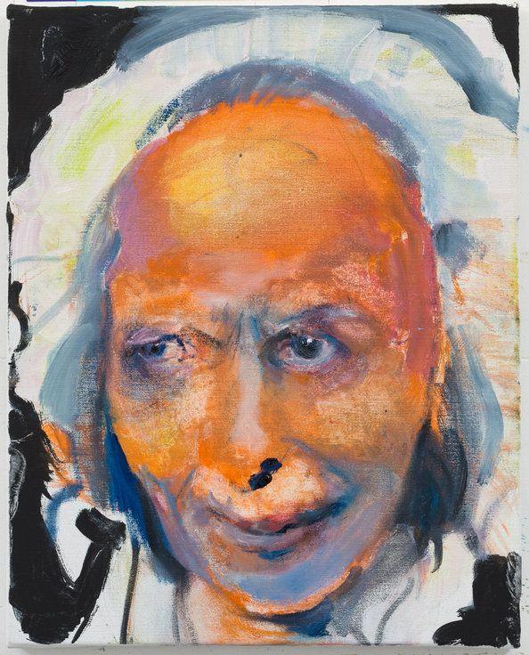 Marlene Dumas, Obsessiver Neid, 2011, Copyright the artist