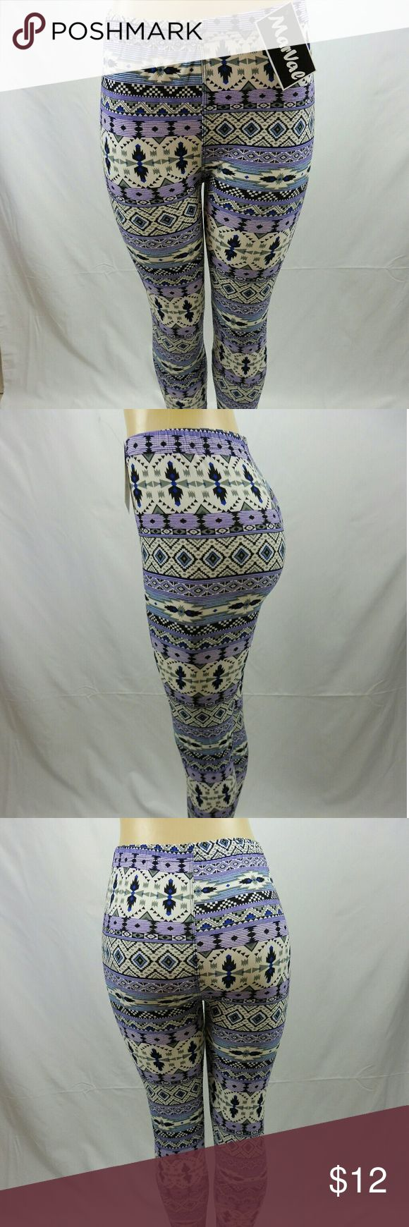 Boho, Tribal Leggings,  NWT Boho, Tribal Leggings, NWT, Soft and Comfortable,  stretchy.  One for 12 or bundle 3 for 28 Pants Leggings