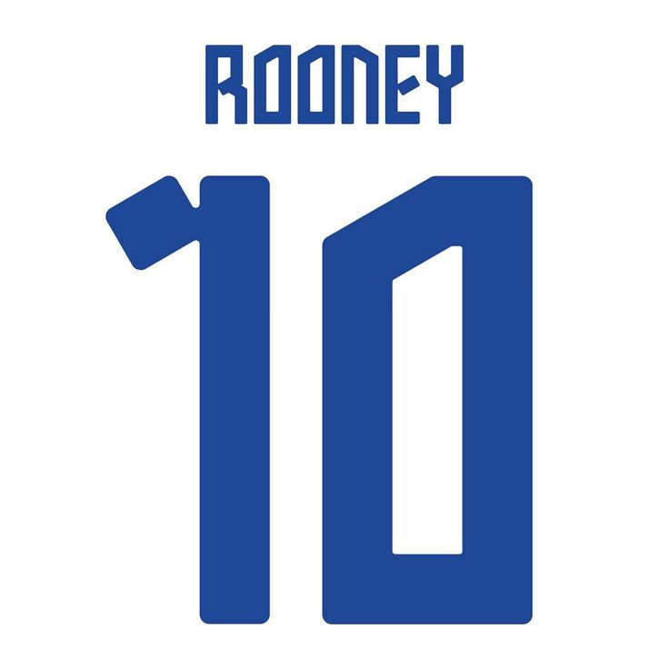 Congratulations to @waynerooney on #50 England Goals!  #football #soccer #rooney #england #10 #50 #goals #typography #type #font #design #gsheader