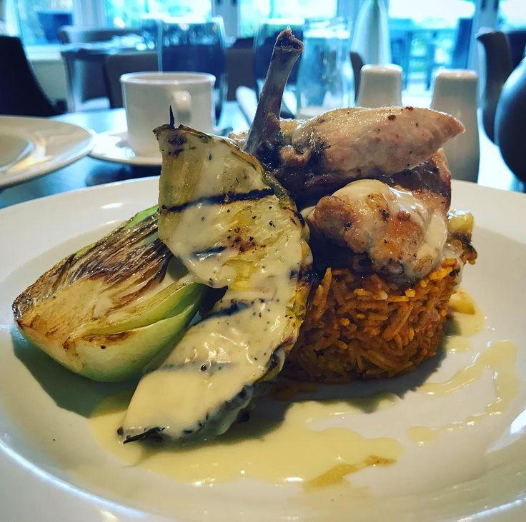 Nasi Goreng at #horsleylodge #food #foods #nasigoreng #malaysianfood #eatout #derbyfood #derby #horsley #placestoeat #rice #ricedishes #chicken #chickenfood #chickendinner #eatout #restaurant http://ift.tt/1O6BC5n