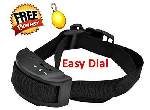 Best price on No Bark Dog Control Training Collar-Anti Barking Electronic Shock Collar-Best Bark Collar-Pet Safe Humane Dog Barking Collar Good For Small Dog-Adjustable Senstivity Control-Bark Buster Bonus LED Dog Tag  See details here: http://allforpetsshop.com/product/no-bark-dog-control-training-collar-anti-barking-electronic-shock-collar-best-bark-collar-pet-safe-humane-dog-barking-collar-good-for-small-dog-adjustable-senstivity-control-bark-buster-bonus-led-dog/    Truly the best deal…