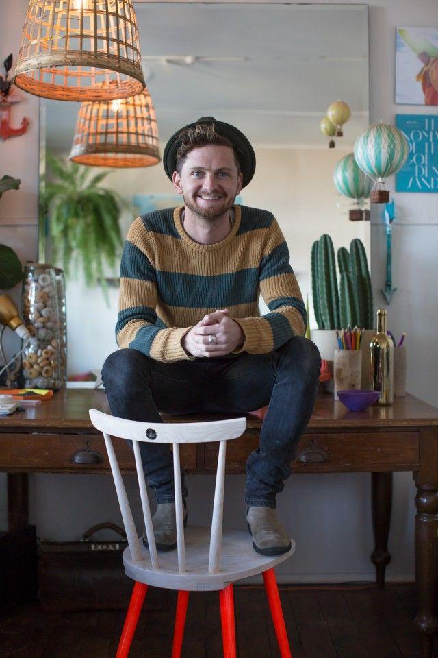 One to watch: stylist Adam Powell