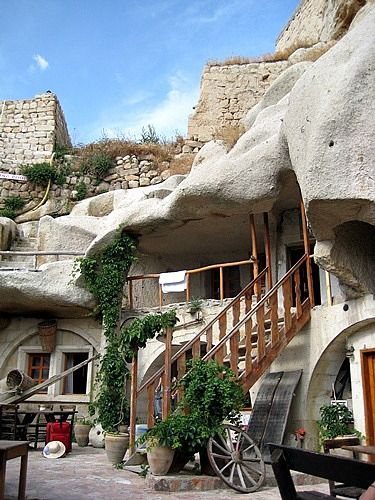Cave homes  Underground  57 best Underground homes of the Apocalypse images on Pinterest  . Underground Cave Home. Home Design Ideas