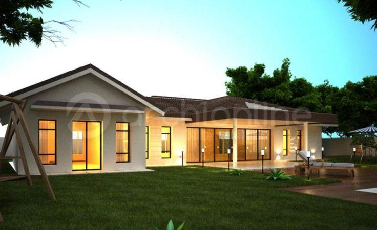 Maison Mirabilis - Plan de maison Traditionnelle par Archionline